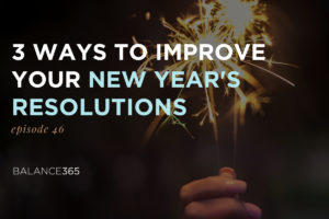 When the New Year rolls around, people start making resolutions to change their lives. More often than not these ventures end in failure, but it doesn't have to be that way. Jen, Annie and Lauren explore how you can make better resolutions this year, or whether you need to make one at all. Resolve to join us and learn more!