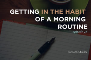 Annie and Lauren chat with Makenzie Chilton of Love Your Mondays about the morning routine she suggests for her clients. Learn about positive psychology, mind-body connection, screen time limits and how just twenty-three minutes (or less!) can transform your day.
