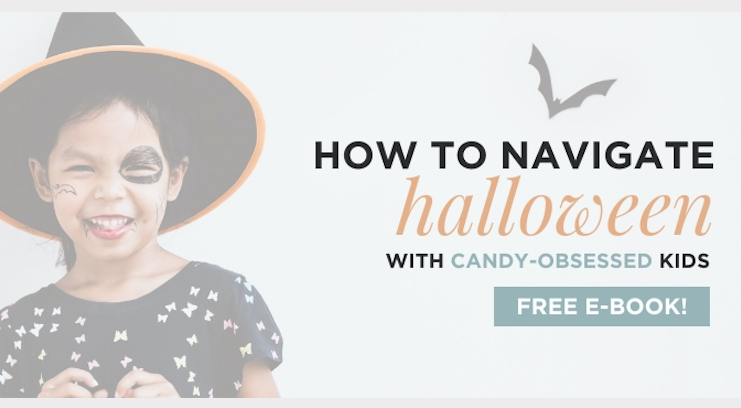 How to Navigate Halloween with Candy-Obsessed Kids ebook
